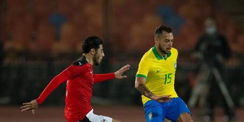 Игроки Шахтера не спасли олимпийскую сборную Бразилии от поражения Египту