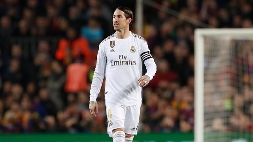 Рамос вскоре подпишет двухлетний контакт с Реалом