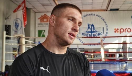 СИРЕНКО: «Пропущенный удар от Кроленко был самым сильным для меня»