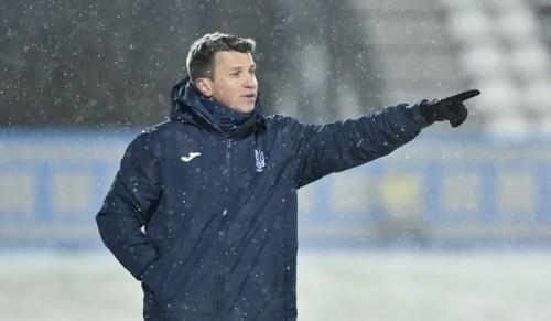 Руслан РОТАНЬ: «Ребята Украины U-21 показали, что умеют играть в футбол»