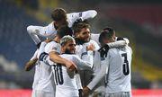 Италия справилась с Боснией и завоевала путевку в финальную пульку