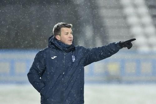 Ротань продолжит тренировать молодежную сборную Украины