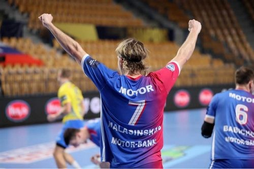Важная победа на выезде. Мотор обыграл Загреб в матче Лиги чемпионов