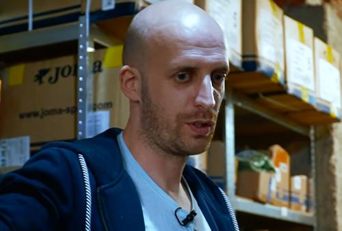Болотнікова можуть покарати за критику назв клубів Агробізнес і ВПК-Агро