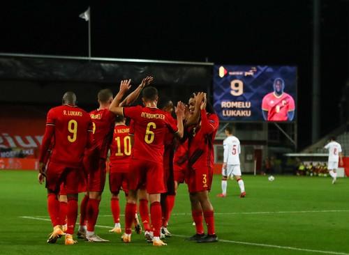 Бельгия – Дания – 4:2. Дубль Лукаку. Видео голов и обзор матча