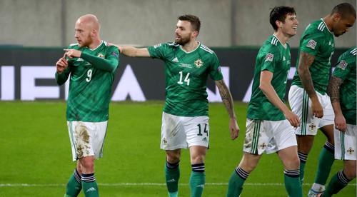 Северная Ирландия — Румыния — 1:1. Видео голов и обзор матча