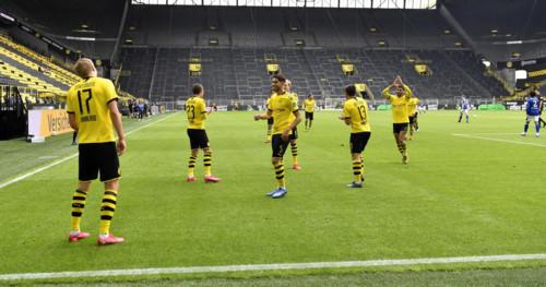 Герта - Боруссия Дортмунд. Прогноз и анонс на матч немецкой Бундеслиги