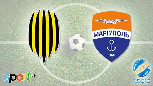 Рух – Мариуполь – 0:0. Текстовая трансляция матча