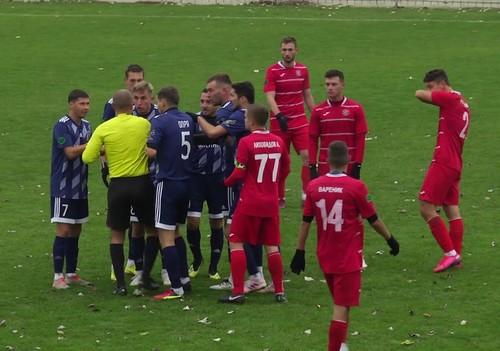 Реал Фарма – Балканы – 2:0. Вареник забивает. Видео голов и обзор матча