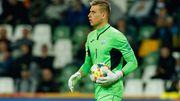 Трубин и Лунин – в когорте лучших молодых вратарей в FIFA 21