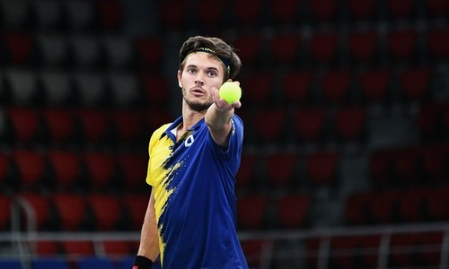 Владислав Орлов снова вышел в полуфинал турнира ITF в Египте