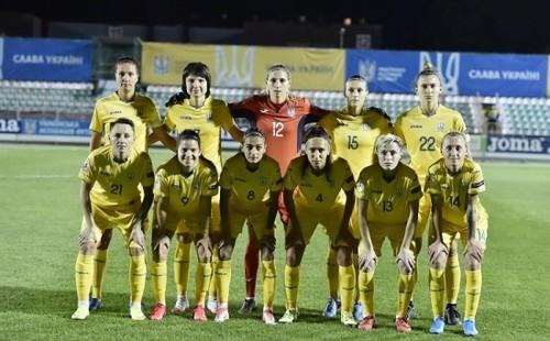 Решающий мач отбора Евро-2022. Состав женской сборной Украины