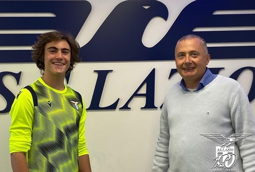 Лацио подписал сына Фабио Каннаваро