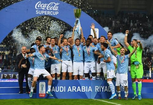 Стало известно, когда Ювентус и Наполи разыграют Суперкубок Италии