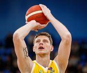 Пустовой не сыграет за сборную Украины в отборе на Евробаскет