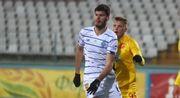 Белуце дебютировал за Динамо в УПЛ и стал 4-м румыном в составе киевлян