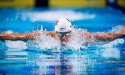 Украинский пловец Романчук побил европейский рекорд на турнире в Венгрии