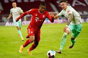 Бавария – Вердер – 1:1. Видео голов и обзор матча
