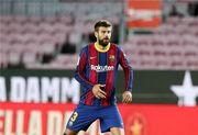 Барселона втратила Піке на тривалий термін