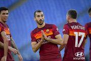 Рома — Парма — 3:0. Дубль Мхітаряна. Відео голів та огляд матчу