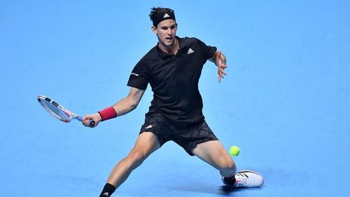 Тим переиграл Джоковича на пути в финал Итогового турнира ATP