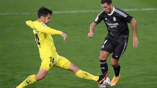 Реал снова потерял очки в Ла Лиге, Лунин провел матч в запасе