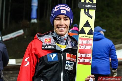 Прыжки с трамплина. Австрия начала сезон с победы