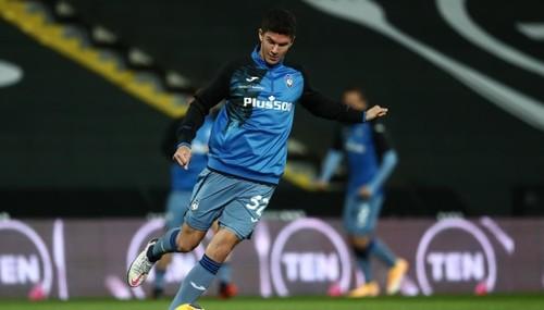 Аталанта без Малиновского не сумела победить в матче чемпионата Италии