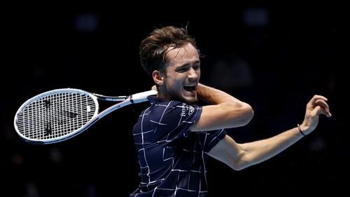 Медведев стал вторым финалистом Итогового турнира ATP
