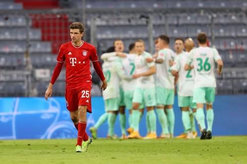 Мюллер вошел в пятерку лучших по проведенным матчам за Баварию