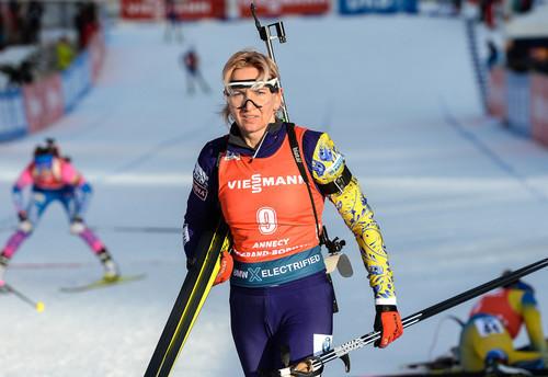 Пидгрушная и Пидручный выиграли контрольные индивидуальные гонки в Воукатти