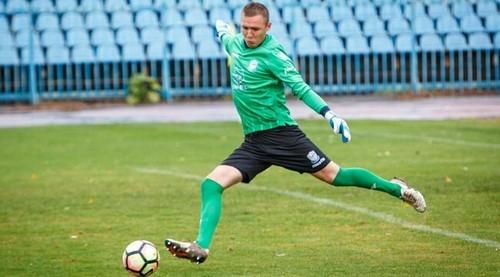 Вратарь Миная попал в больницу после матча с Днепром-1