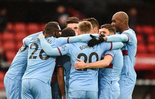 Вест Хэм без Ярмоленко обыграл Шеффилд Юнайтед