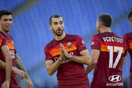 Рома — Парма — 3:0. Дубль Мхитаряна. Видео голов и обзор матча