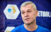 Айнарс БАГАТСКИС: «Сборная Украины должна сыграть и за себя, и за страну»