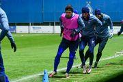 ВИДЕО. Как Динамо готовится к битве с Барселоной