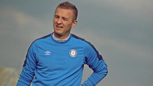 Вратарь Миная получил рваные раны в матче с Днепром-1