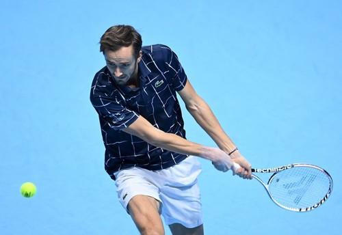 Даниил Медведев стал победителем Итогового турнира ATP