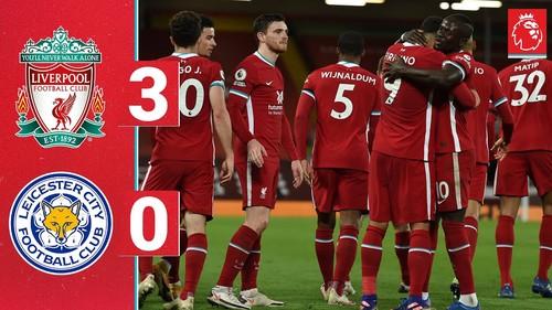Ливерпуль – Лестер – 3:0. Видео голов и обзор матча