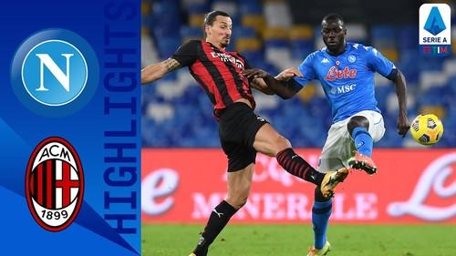 Наполи – Милан – 1:3. Видео голов и обзор матча