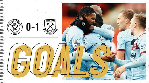 Шеффилд Юнайтед – Вест Хэм – 0:1. Видео гола и обзор матча
