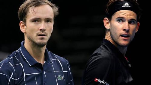 Рейтинг ATP. Тім і Медведєв підтискають Надаля, прогрес Орлова