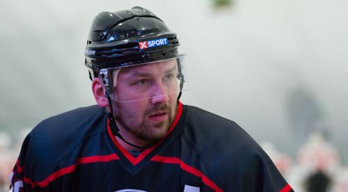 ВИДЕО. Шайба разбила лицо украинскому хоккеисту