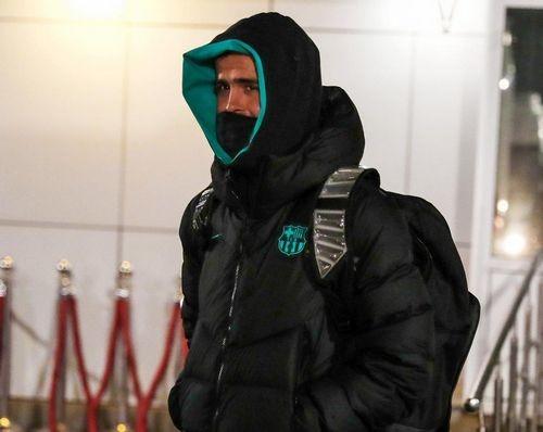 ФОТО. Барселона прибыла в Киев на матч с Динамо
