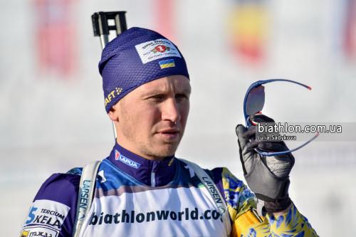 Контиолахти-2020. Украинец Семенов не выступит на первом этапе Кубка мира