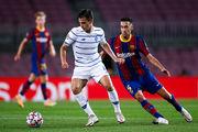 АНДРОНОВ: «Ситуация с отсутствием лидеров Барселоны опасна для Динамо»