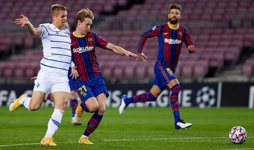 ФОТО. Marca считает, что Динамо сыграет против Барселоны в два нападающих