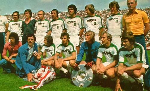Величие семидесятых: время, когда Боруссия была на футбольном троне Европы