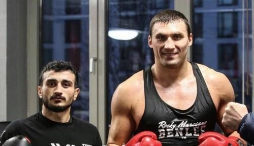 Возвращение Выхриста. Украинец скоро снова вернется в ринг