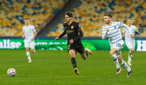 Александр КАРАВАЕВ: «Вот и разница в классе между Динамо и Барселоной»